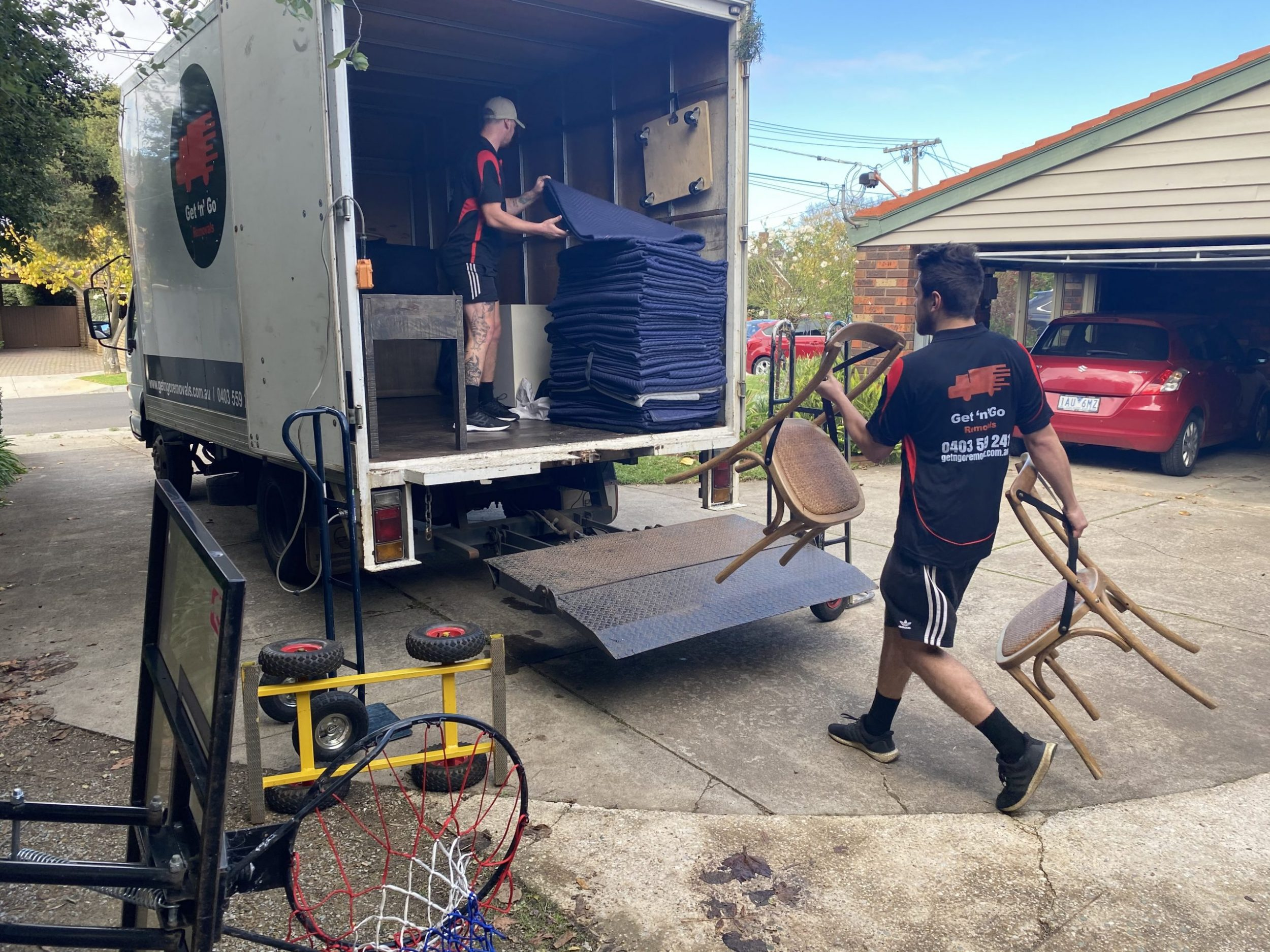 Removalists Brunswick Melbourne